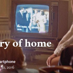 Exhibition 'A century of home cinema: from projector to smartphone' in Venlo